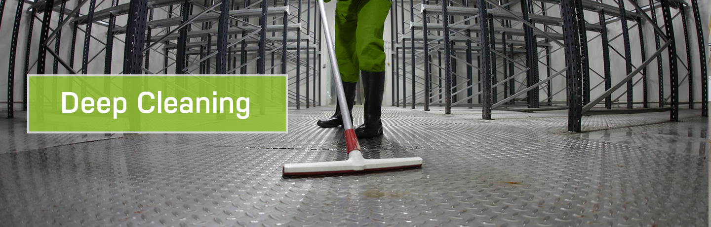Commercial Deep-Cleaning - Dynamic Serv Commercial Cleaning Services