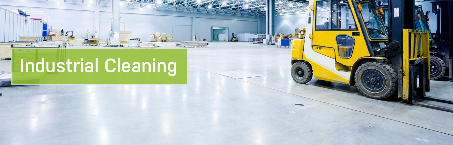 Industrial cleaning services: Dynamic Serv
